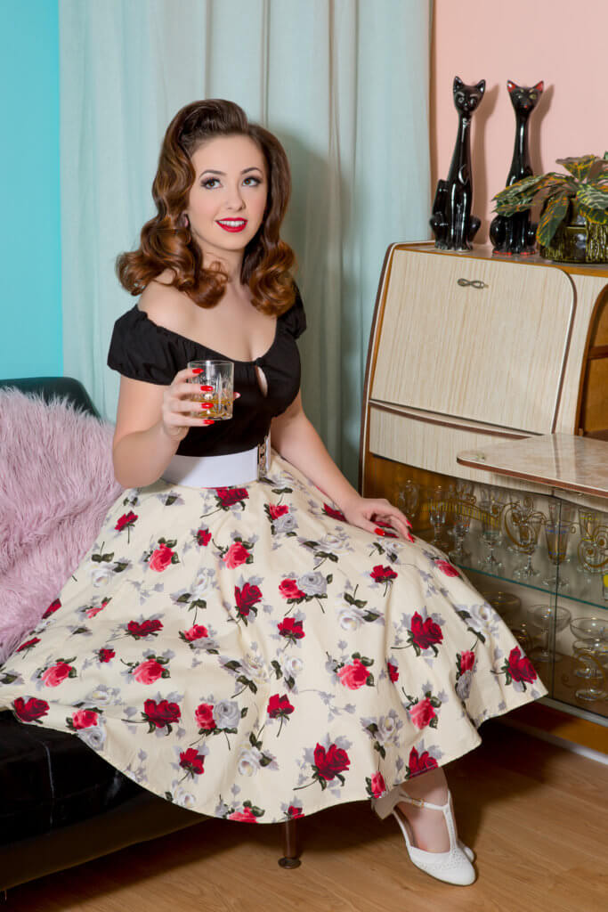 Pinup Makeover & Photoshoot Experience